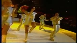Eurovision 2000 Germany - Stefan Raab - Wadde hadde dudde da (5th)