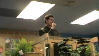 Ricardo Escobar - con el tema: sere amigo de Dios