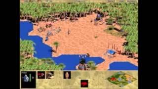 Age of Empires Köylüsü Zikir Çekiyor - İnanılmaz