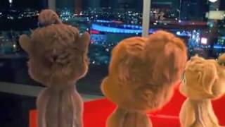 Chipettes feat. Katrin - Stayin' Alive
