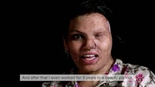 #SkillsNotScars: Mamta's video CV
