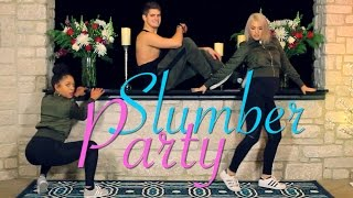 Britney Spears - Slumber Party feat Tinashe | The Fitness Marshall | Cardio Concert