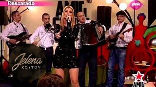 Jelena Kostov - Imam jedan zivot - (LIVE) - Ami G Show - (Tv Pink)