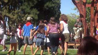 Barata Moura - Joana come a papa - Festa dos Pioneiros 2011