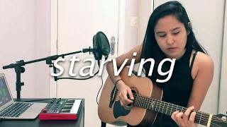 starving by hailee steinfeld & grey feat zedd | cover