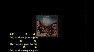 Electric Light Orchestra -  Rock 'n' Roll is King (lyrics and chords)