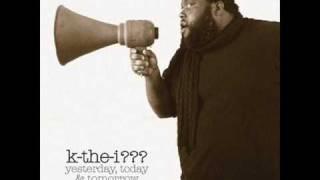 K-The-I??? - Lead The Floor (prod.Thavius Beck)