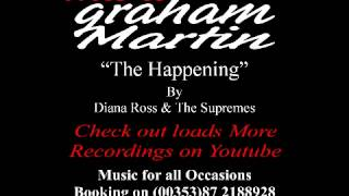 THE HAPPENING demo cover recording by Graham Martin