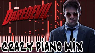 Crazy Piano! Marvel DAREDEVIL [Netflix] THEME
