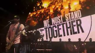 When We Stand Together LIVE Nickelback 7-2-17 PNC Arts Center, Holmdel, NJ