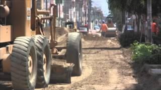 Pistas Nuevas - Obras pistas Jr Libertad - Magdalena del Mar