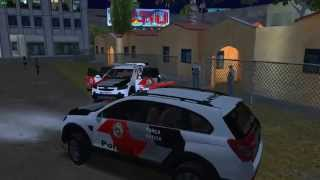 GTA POLICIA 24 HORAS - MENOR TRAFICANTE