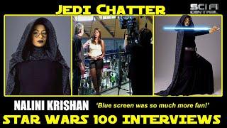 SW 100 Interviews: Nalini Krishan playing Jedi Barriss Offee