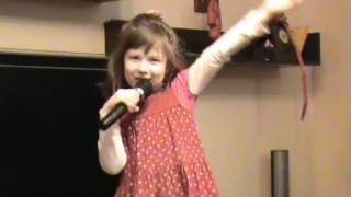 Delia Ligotchi - O fata talentata