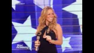 Mariah Carey - Intro Star Academy 2005