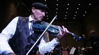 Paganini Jazz with The Kansas State University Orchestra