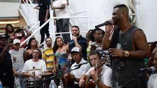 Vou Pro Sereno no Ouvindo e Cantando Samba no Acústico 14/04/2018