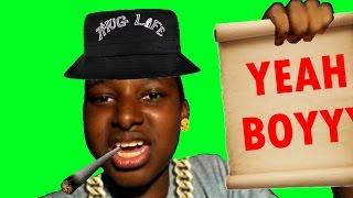 DJ Bilharda - YEAH BOY (remix)