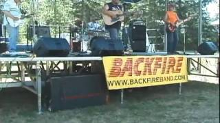 HER DADDY OWNS A LIQUOR STORE, performed by Backfire Band