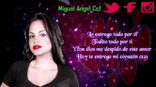 "Don Omar FT Natti Natasha - ""Perdido en Tus Ojos"" Con Letra (Official) ★ New Reggaeton 2015★"