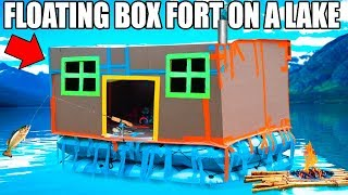 PAPA JAKE - BOX FORT BABY (Official Music Video) width=
