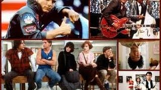 movies of the 80's mix