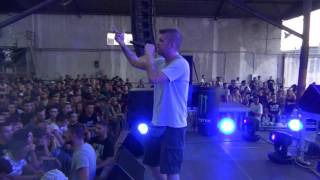 Τζαμάλ - Ο γιος του κανενός live @ Ruck N Roll Festival '16 9/7/2016