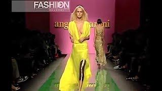 ANGELO MARANI Spring 2007 Milan - Fashion Channel