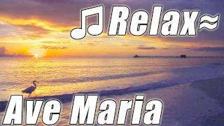Relaxing Classical Music for Studying AVE MARIA Schubert Calm Soft Soothing Piano Song for Sleeping