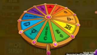 The golden wheel!!