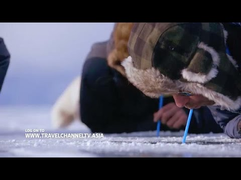 Chill-cation Stunt | Travel Channel