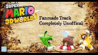Super Mario 3D World Music - Title Screen: My Rendition