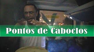 Ponto de Caboclo   Sandro Luiz   Radio Toques de Axé