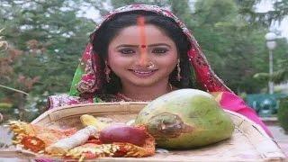 रानी ने भी धूमधाम से मनाया छठ | WATCH Video: Bhojpuri Queen Rani Chatterjee Celebrating Chhath Puja