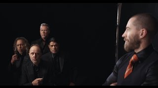 The Making of Brioni with Metallica Campaign: Trailer