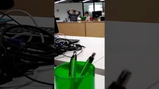 #ProfesorRabioso rompe ordenador