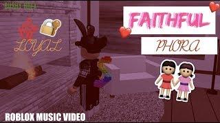 """Faithful"" - Phora|Roblox Music Video|BUSHY RBLX"