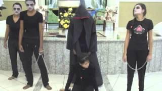 Teatro-Dança Força jovem Bebedouro