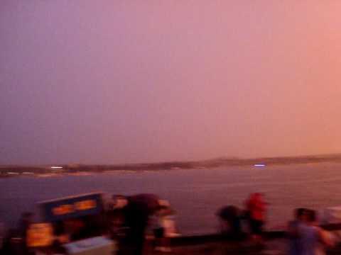 HSBC Celebration of Lights pt.1 South Africa & Lightning
