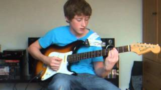 How to play out ta get me on guitar