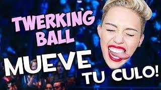 ¡Mueve tu culo Miley! | MILEY CYRUS TWERKBALL