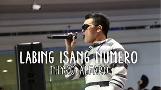 Labing Isang Numero [Diary Ng Panget The Movie OST] - Thyro Alfaro