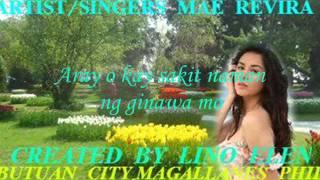 Aray-- Mae Rivera W/ Lyrics