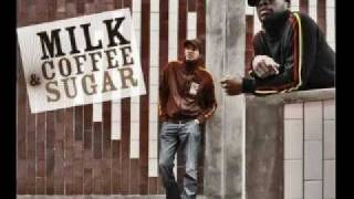 Milk Coffee & Sugar - Café Zèbre