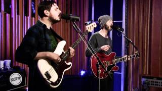 "Midlake performing ""Antiphon"" Live on KCRW"