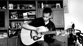 Eminem - I need a doctor (fingerstyle guitar cover)