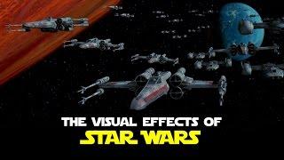 The Visual Effects of the Star Wars Saga (VFX Breakdown Reel)