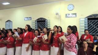 Cheiro de milagre - Grande Coral de Mulheres - 35 anos do Círculo de Oração AD Trindade/PE