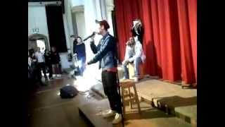 Conor Maynard - Valerie (Amy Whinehouse Cover) (LIVE)