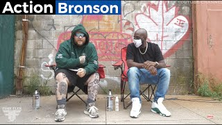Action Bronson - Funk Flex Block Work Freestyle